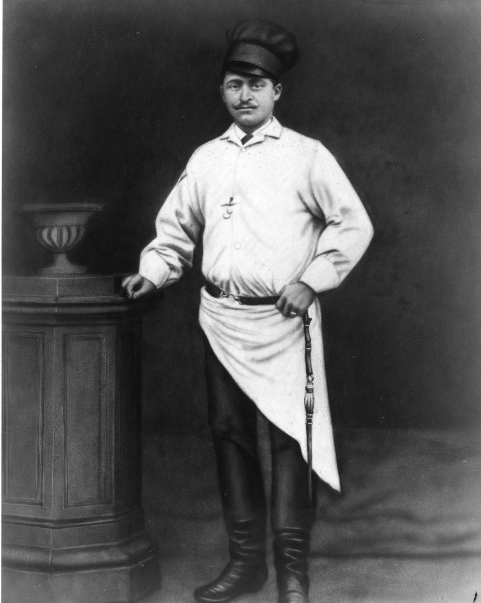 Fred Usinger - Founder of Usinger's Sausage