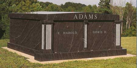 Forest Home Cemetery - Adams Memorialization