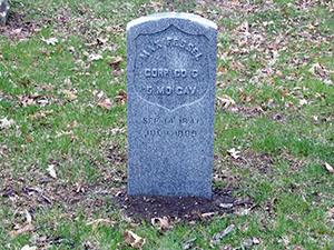 Forest Home Cemetery - Adopt-A-Soldier
