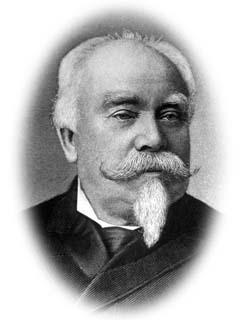 Christian Wahl (1829 to 1901)